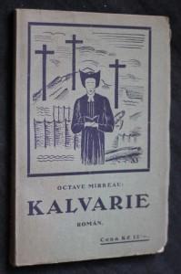 náhled knihy - Kalvarie : Román
