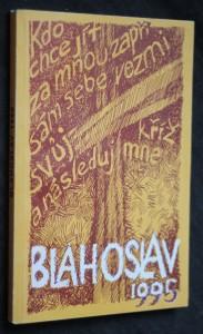náhled knihy - Blahoslav 1995. Kalendář církve československé husitské