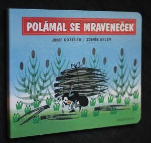 náhled knihy - Polámal se mraveneček