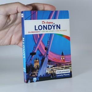 náhled knihy - Londýn do kapsy. Zajímavosti, tipy na výlet, vše po ruce (bez příloh)