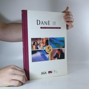 náhled knihy - Daně I.