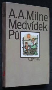 náhled knihy - Medvídek Pú : četba pro žáky základních škol