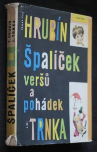 náhled knihy - Špalíček veršů a pohádek : četba pro žáky zákl. škol
