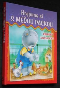 náhled knihy - Hrajeme si s Méďou Packou : příběhy a básničky