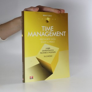 náhled knihy - Time management