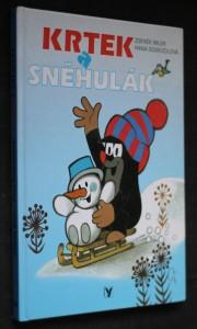 náhled knihy - Krtek a sněhulák