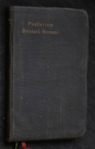 náhled knihy - Psalterium breviarii romani cum ordinario divini officii