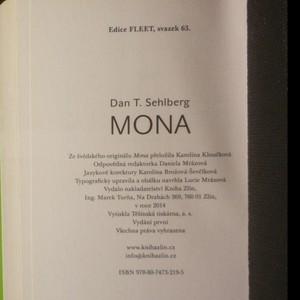 antikvární kniha Mona, 2014