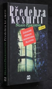 náhled knihy - Předehra ke smrti : záhadné případy inspektora Alleyna