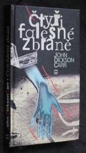 náhled knihy - Čtyři falešné zbraně
