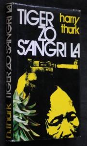 náhled knihy - Tiger zo Šangri-la