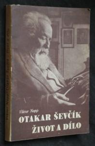 náhled knihy - Profesor Otakar Ševčík : život a dílo