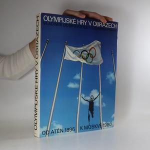 náhled knihy - Olympijské hry v obrazech