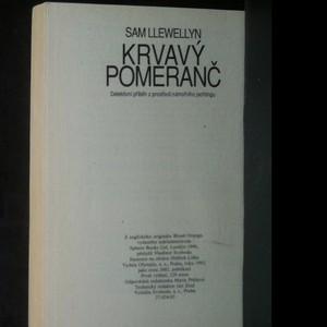 antikvární kniha Krvavý pomeranč, 1993