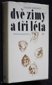náhled knihy - Dvě zimy a tři léta : 2. díl trilogie