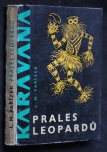 náhled knihy - Prales leopardů