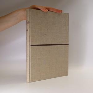 náhled knihy - Tvar, časopis pro průmyslové výtvarnictví a lidovou tvorbu (1. ročník)