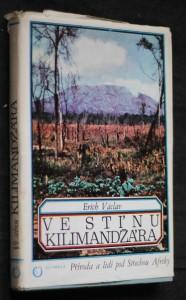 náhled knihy - Ve stínu Kilimandžára : příroda a lidé pod střechou Afriky