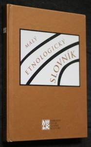 náhled knihy - Malý etnologický slovník