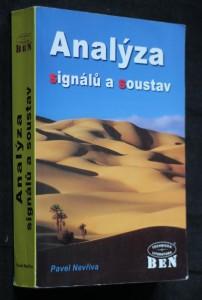 náhled knihy - Analýza signálů a soustav