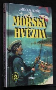 náhled knihy - Mořská hvězda : dobrodružná plavba chlapecké posádky po Jaderském moři