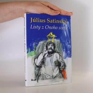náhled knihy - Listy z Onoho sveta (slovensky)