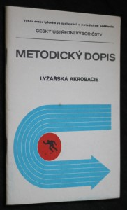 náhled knihy - Metodický dopis, lyžařská aprobace