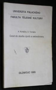 náhled knihy - Úvod do studia úpolů a sebeobrany