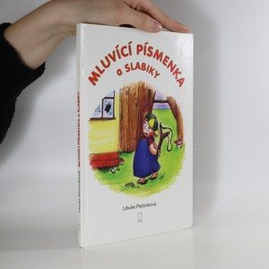náhled knihy - Mluvící písmenka a slabiky