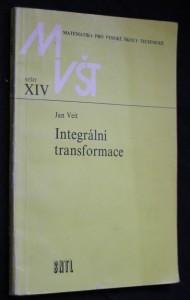 náhled knihy - Integrální transformace : vysokošk. příručka pro vysoké školy technického směru