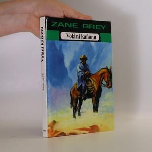 náhled knihy - Volání kaňonu