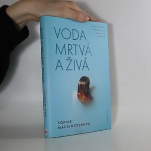 náhled knihy - Voda mrtvá a živá