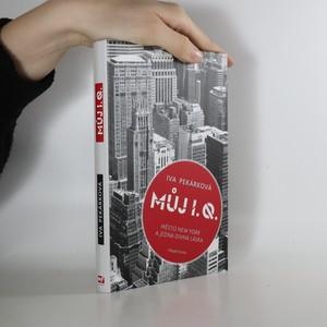 náhled knihy - Můj I.Q. Město New York a jedna divná láska