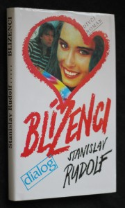 náhled knihy - Blíženci : dívčí román