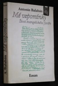 náhled knihy - Mé vzpomínky : život evangelického faráře