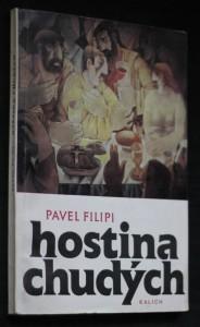 náhled knihy - Hostina chudých : kapitoly o večeři Páně
