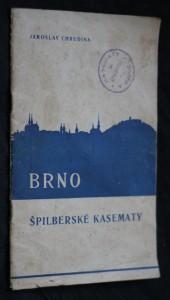 náhled knihy - Brno, Špilberské kasematy