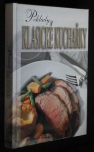 náhled knihy - Poklady klasické kuchařky