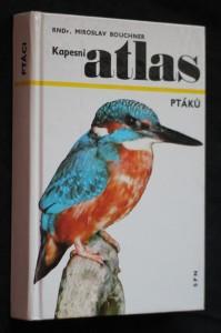 náhled knihy - Kapesní atlas ptáků : pomocná kniha pro zákl. devítileté školy, stř. všeobecně vzdělávací, zeměd. a pedagog. školy