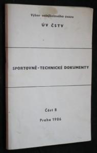 náhled knihy - Pravidla volejbalu : platná od 8. října 1984 pro všechny soutěže volejbalu v ČSSR : překlad oficiálních Mezinárodních pravidel volejbalu 1985-1988..
