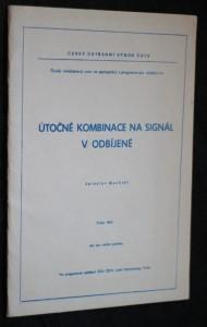 náhled knihy - Útočné kombinace na signál v odbíjené