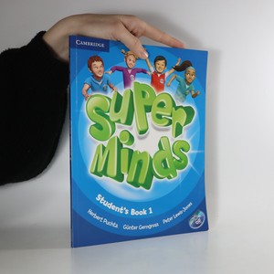 náhled knihy - Super minds. Student's book 1 (bez CD)