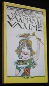 náhled knihy - Vařím, vaříš, vaříme