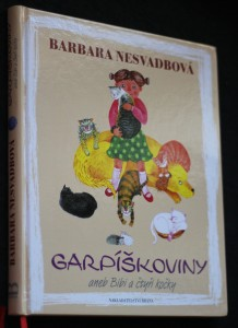 náhled knihy - Garpíškoviny, aneb, Bibi a čtyři kočky