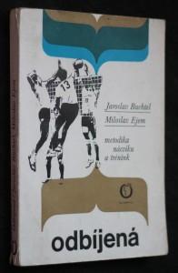 náhled knihy - Odbíjená : metodika nácviku a trénink