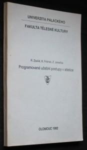náhled knihy - Programované učební postupy v atletice
