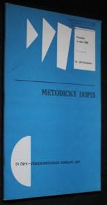 náhled knihy - Metodický dopis, poznatky ze stáže v NDR