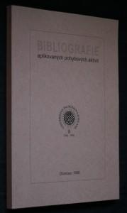 náhled knihy - Bibliografie aplikovaných pohybových aktivit