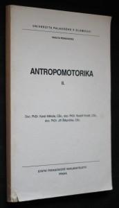 náhled knihy - Antropomotorika : pro studující tělesnou výchovu
