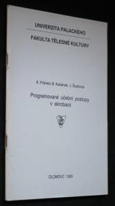 náhled knihy - Programované učební postupy v akrobacii